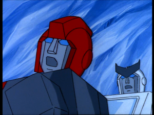 Ironhide and Ratchet Surprised