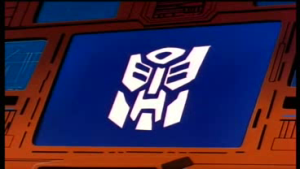 Teletraan's Awful Autobot Symbol